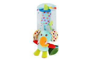 Игрушка для детей от рождения мягкая №F1001 Lindo 1шт