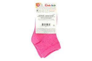 Носки детские Conte-kids Miss 113 розовый р.12