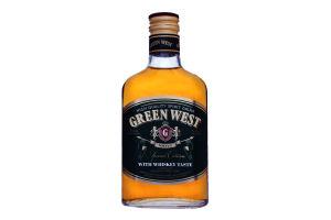 Настойка 0.25л 40% Green West Irish бут