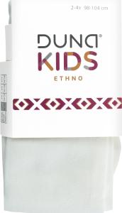 Колготки дитячі Duna Kids Ethno №979 98-104 білий