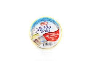 Сельдь Vici филе-кус К картошке в масле 150г