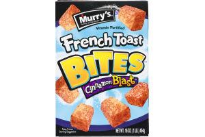 Murry's French Toast Bites Cinnamon Blast