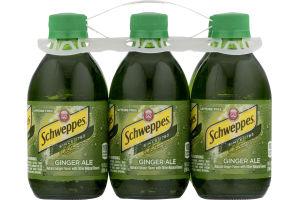 Schweppes Ginger Ale - 6 PK