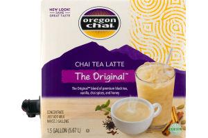 Oregon Chai Chai Tea Latte The Original