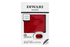 Труси чоловічі Diwari Basic №MSH2127 118-122/3XL dark red