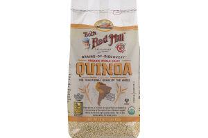 Bob's Red Mill Organic Whole Grain Quinoa