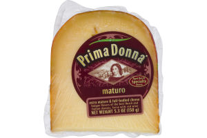 Prima Donna Cheese Extra Mature & Full-Bodied