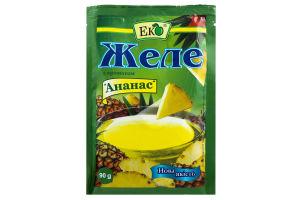 Желе ананас Эко 90г