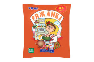 Ряженка 4% Молочна веселка м/у 500г