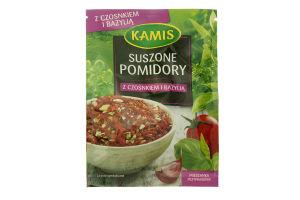 Смесь трав помидоры сушеные с чесноком и базиликом Kamis м/у 15г