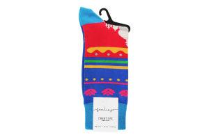 Шкарпетки Feeelings Creative №471 41-46 Індія