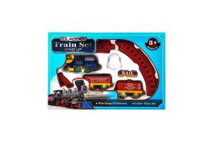 Набор игровой Qunxing Железная дорога YN807-6