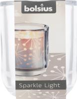 Подсвечник для свечей Bolsius Яркий свет 87/71мм
