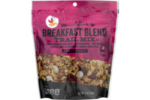 Ahold Fruit & Nut Trail Mix Breakfast Blend