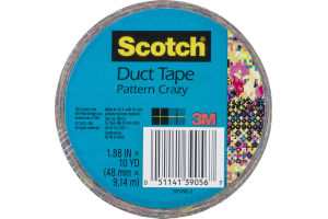 Scotch Duct Tape Pattern Crazy