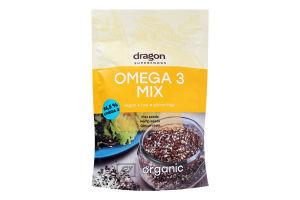 Смесь Dragon Superfoods Omega 3 14,5% органическая