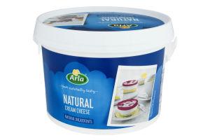 Сир-крем Arla Buko натуральний відро 25% 1500г Данія х4