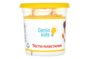 Тесто-пластилин для детей от 3лет №ТА1044V Genio Kids 140г