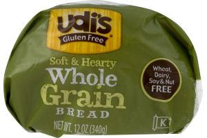 Udi's Gluten-Free Sandwich Bread Whole Grain