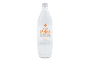 Вода мінеральна негазована Acqua Panna п/пл 1л