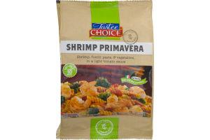 Tastee Choice Shrimp Primavera