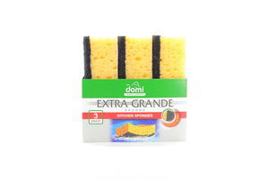 Губка Domi Extra Grande кухонная 2шт арт.8691DI