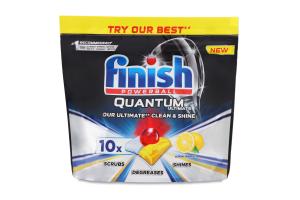 Засіб для миття посуду Quantum Ultimate Powerball Finish 125г