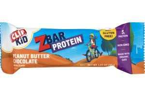 Clif Kid Z Bar Protein Peanut Butter Chocolate