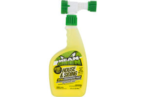 Mean Green House & Siding Ultra Concentrated Wash
