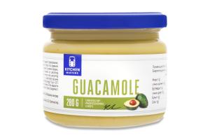 Спред з авокадо Guacamole Kitchen Masters c/б 280г