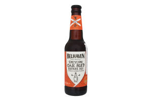 Пиво Belhaven Speyside Oak Aged Blonde светлое