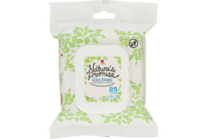 Nature's Promise Baby Wipes - 25 CT
