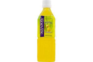 Aloevine Aloe Vera Drink Mango