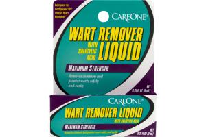 CareOne Liquid Wart Remover Maximum Strength