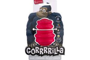 Gorrrrilla Dog Toy Small