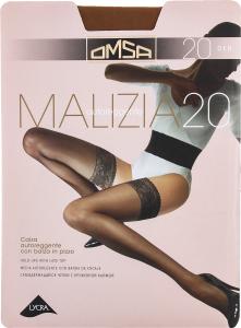 Чулки Malizia 20_Cappuccino3 OMSA