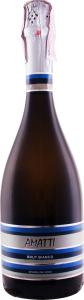 Вино ігристе Amatti brut bianco 10,0-13,5% 0,75л x3