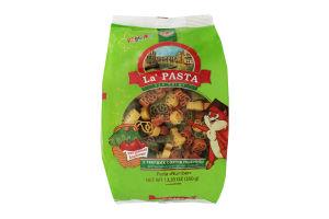 Макаронные изделия Цифры La Pasta м/у 350г
