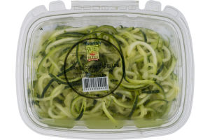 Heavenly Sweet Bites Green Zucchini Capellini