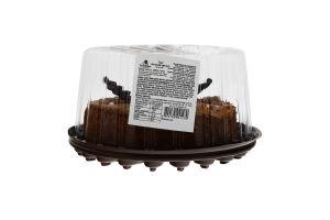 Торт бісквітний Ромовий аромат Tortissimo п/у 1кг