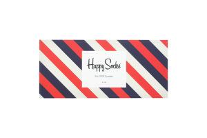 Носки муж Happy Socks цветные р41-46 XBDO09-6000