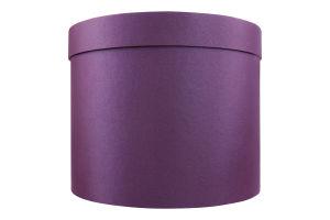 Коробка картонна 25см №25*20 фіолетова ТОВ СП Украфлора 1шт