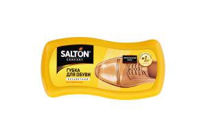 Губка для взуття із гладкої шкіри №52/93 Salton 1шт