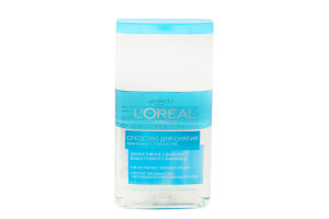 Средство для снятия водостойкого макияжа с глаз и губ L'Oréal 125мл