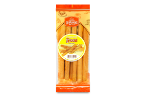 Палочки хлебные Рум'янець Гриссини с кунжутом