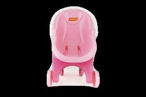 Игрушка Polesie Тележка Pink Line 2х1 44525