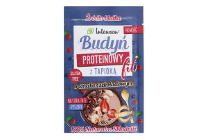 Пудинг протеиновый Intenson со вкусом шоколада