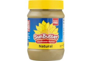 SunButter Sunflower Butter Natural