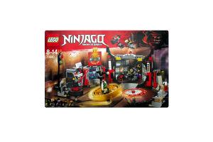 LEGO® NINJAGO™ Штаб-квартира сынов Гармадона 70640