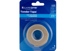 CareOne Tender Tape